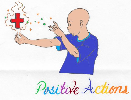 Change the World with POSITIVE ACTIONS