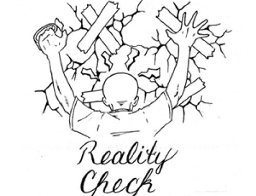Tool for the Week of March 18, 2019 — REALITY CHECK