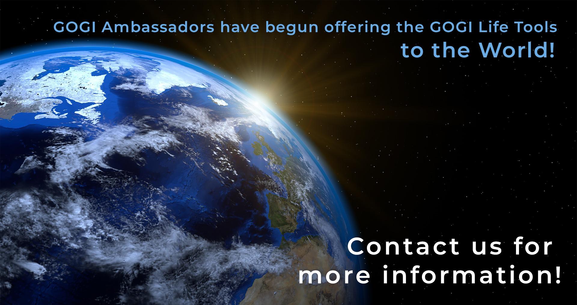 Global Outreach Ad